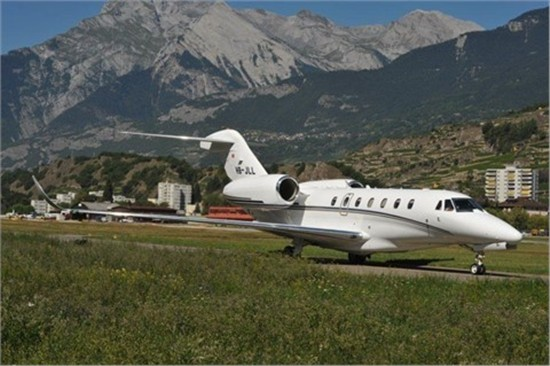 Corporate Jet Sales